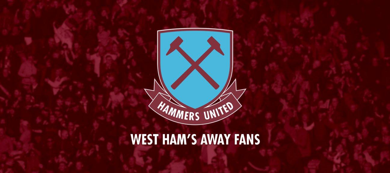 West Ham's Away Fans