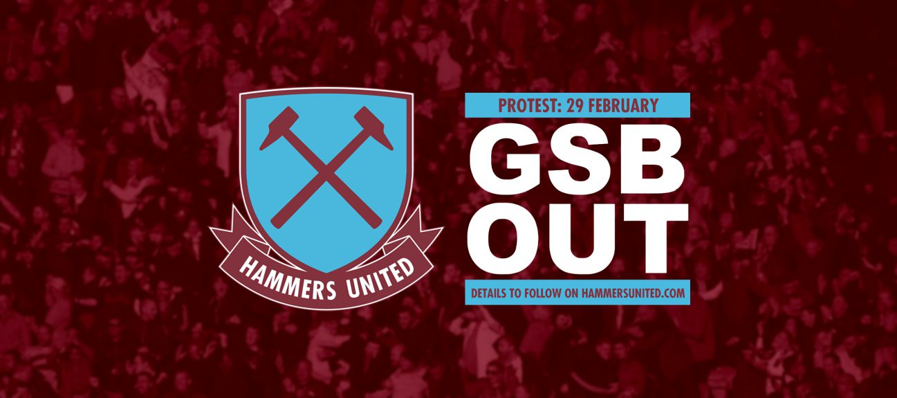 GSB Out Protest 29 Feb