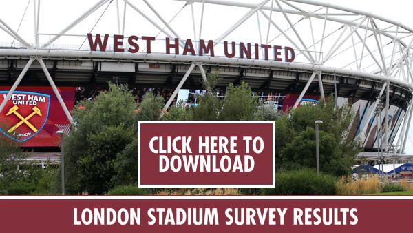 London Stadium Poll Results